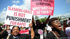 Grass cutting rapists