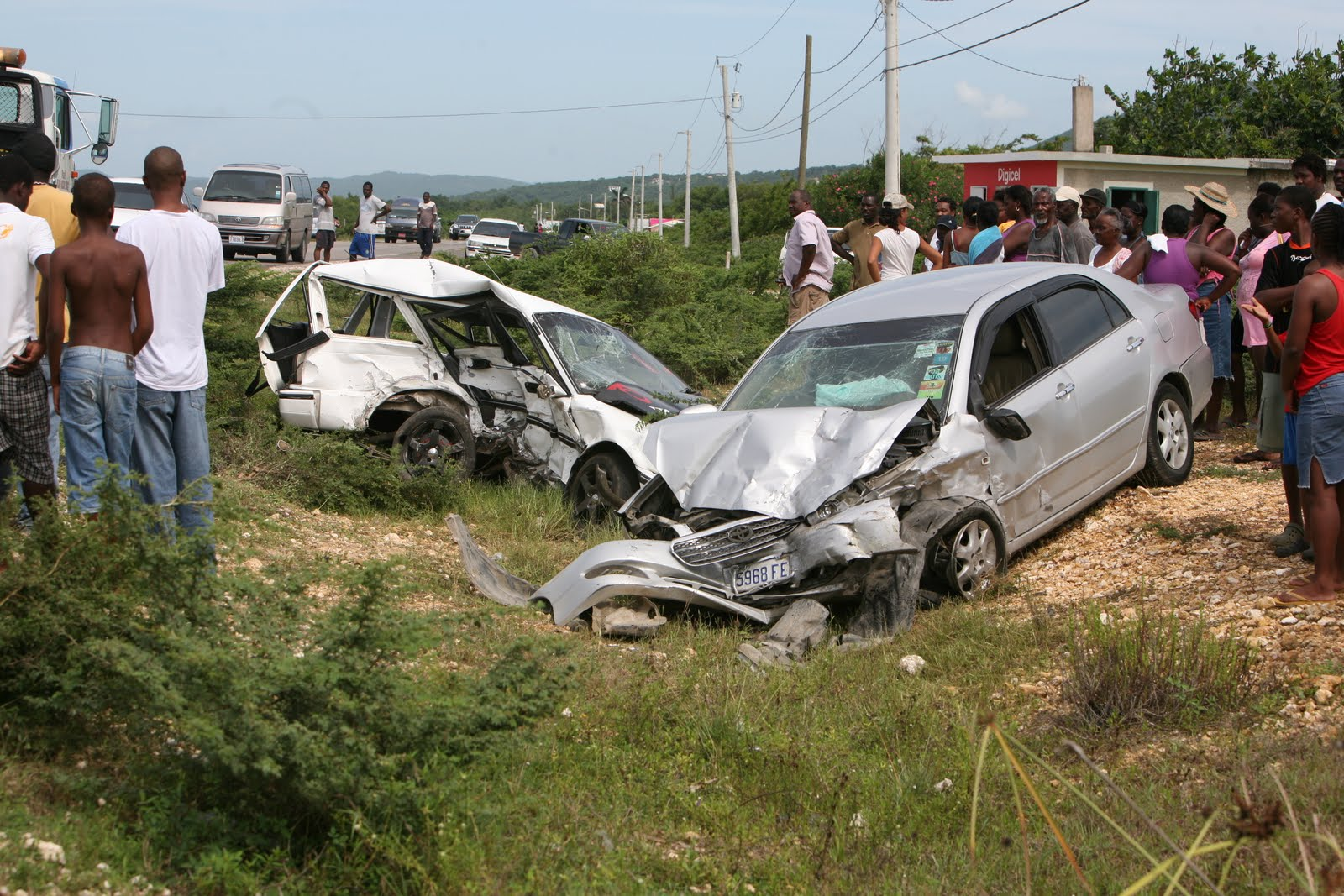 Road Accidents Jamaica Political Economy