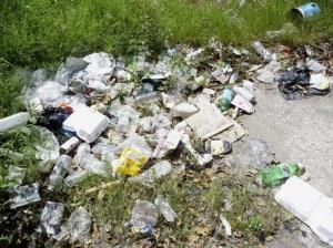 garbage jamaica