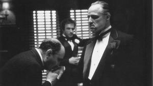 Kiss the ring of The Godfather