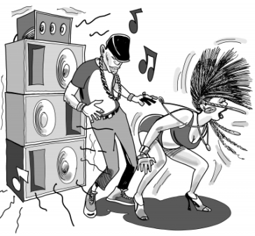 effects of dancehall music on the jamaican society Dancehall music is a vital part of jamaican society what would jamaica be without dance hall music it is unimaginable although dance hall music is an important.