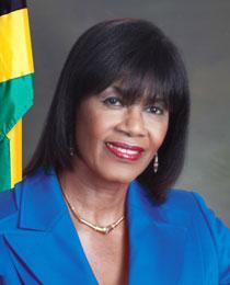 Portia Simpson Miller, Jamaican Prime Minister