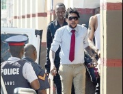 Vybz Kartel during his court case