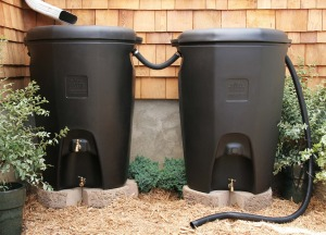 Simple water harvesting methods