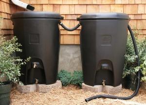 Simple water harvesting methods