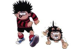 Dennis the Menace (UK version)