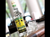White rum in a bottle, soon to come from your tap?