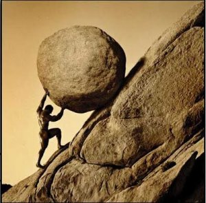 What chronic deceitfulness gets you: a life time of rock-rolling uphill