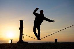 tightrop-walker