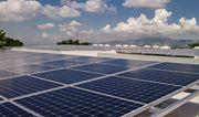 AISK's solar farm