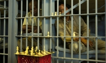 'Eugene Brown' plays his chess game in jail and would look to get youths to see its value