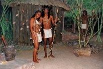 Is NHT going to house the Taino population?