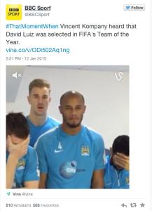 David Luiz? Let's all cry.