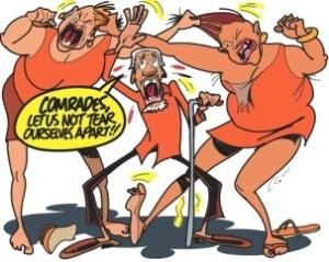 Unite for a change? (Courtesy Jamaica Observer)