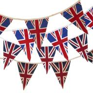 Fly the bunting!