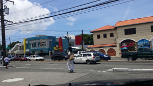 Midday in Liguanea.